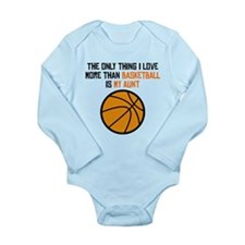 Basketball Aunt Body Suit