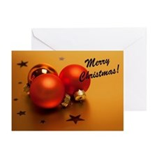 Greeting Cards Christmas (Pk Of 10)
