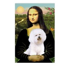 Mona's Bichon Postcards (Package of 8)