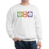 Eat Sleep Radio Sweatshirt