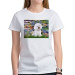 Llies & Bichon Women's T-Shirt