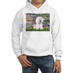Llies & Bichon Hooded Sweatshirt