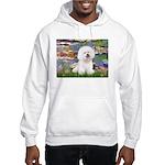 Llies & Bichon Hooded Sweatshirt