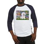 Llies & Bichon Baseball Jersey