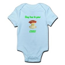 Stay true to your CORE! Infant Bodysuit