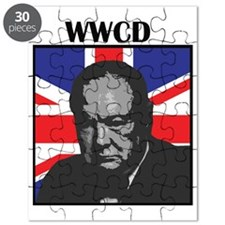 What Would Churchill Do? Puzzle