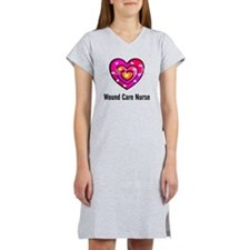 Wound Care Nurse Women's Nightshirt