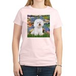 Llies & Bichon Women's Light T-Shirt