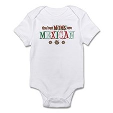 Mexican Moms Onesie