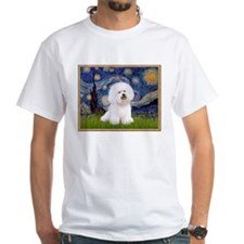 Starry Night Bichon Shirt