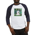 Bridge & Bichon Baseball Jersey
