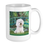 Bridge & Bichon Large Mug