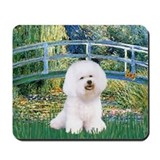 Bridge &amp; Bichon Mousepad