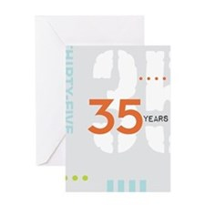 AA Anniversary Greeting Card