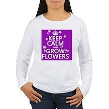 Keep Calm and Grow Flo T-Shirt