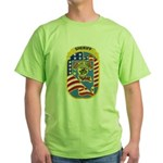 Douglas County Sheriff Green T-Shirt