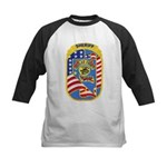Douglas County Sheriff Kids Baseball Jersey