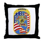 Douglas County Sheriff Throw Pillow
