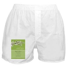2-bridal-shower_blossom_white_lime Boxer Shorts