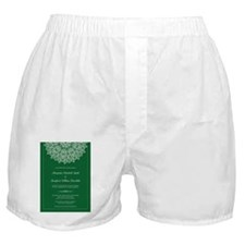16-lace-doily_green Boxer Shorts