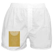 16-lace-doily_gold Boxer Shorts