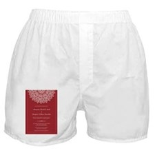 16-lace-doily_red Boxer Shorts