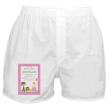 10-princess-party_pirate Boxer Shorts