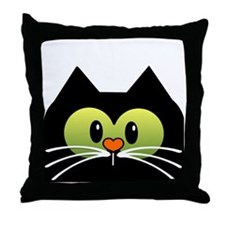 Im a Cat rescuer and I love it new de Throw Pillow
