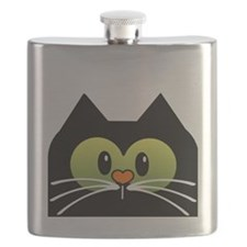 Im a Cat rescuer and I love it new design Flask