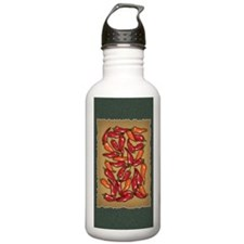 Red Chilli Peppers Water Bottle
