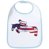 Hunter Jumper American Horse Bib