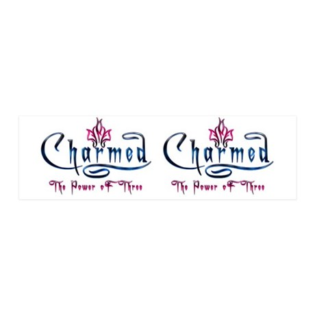 Charmed the Power oF Three MUG 20x6 Wall Decal