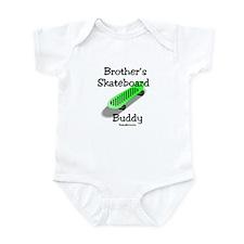 Brother's Skateboard Buddy Infant Bodysuit