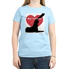 I love my therapy dog T-Shirt