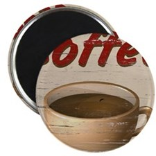 Coffee 2 Magnet