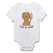 Lion of Judah Baby Onesie