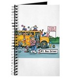 Female Bus Driver Journal
