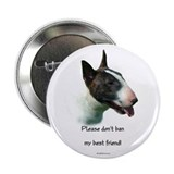 Bull Terrier BSL1 Button
