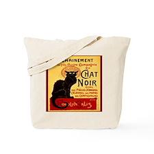 chatnoir3shower Tote Bag