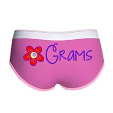 My Fun Grams Women's Boy Brief