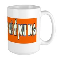 Bumper Sticker #5 Coffee Mug