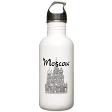 Moscow_12X12_v2_Saint  Water Bottle