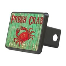 Fresh Crab 2 Hitch Cover