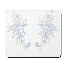 Angel Wings 7 (2000x2000) Mousepad