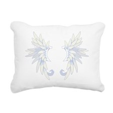 Angel Wings 7 (2000x2000 Rectangular Canvas Pillow