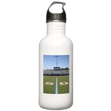Football Field Fifty Water Bottle