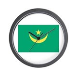 Unique Mauritania Wall Clock