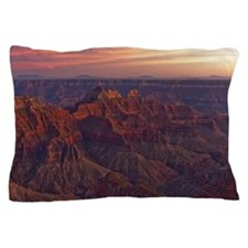 Bright Angel Sunset Pillow Case