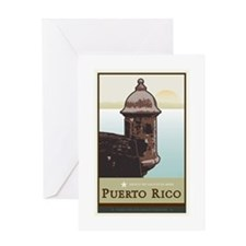 Puerto Rico I Greeting Card