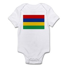 Cute Mauritius Infant Bodysuit